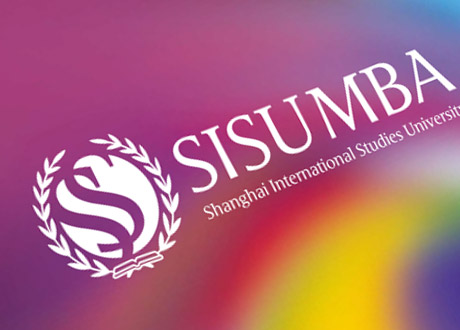 上海外国语大学,mba,vi设计
